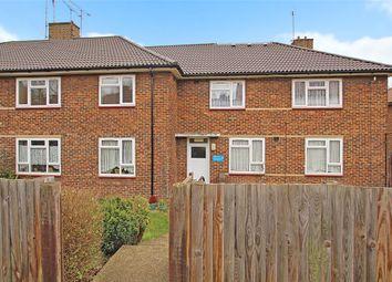Thumbnail 1 bed flat for sale in Longbury Drive, St Pauls Cray, Kent