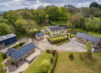 Thumbnail 6 bed country house for sale in Llawhaden, Narberth