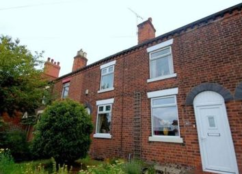 Thumbnail 2 bed terraced house to rent in Lawton Road, Alsager, Stoke-On-Trent