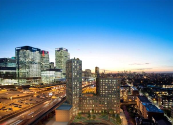 Thumbnail 1 bed flat to rent in Roosevelt Tower, Manhattan Plaza, Canary Wharf