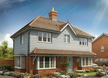 Thumbnail 2 bed detached house for sale in Petworth Road, Wisborough Green, Billingshurst
