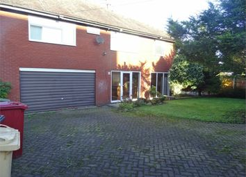 Thumbnail 4 bed detached house for sale in Wellington Street, Farnworth, Bolton, Lancashire