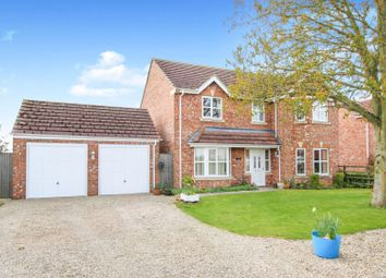 Thumbnail 4 bed detached house for sale in Highfield Grove, Bubwith