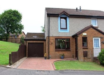 Thumbnail 3 bed semi-detached house for sale in Weymouth Crescent, Greenock