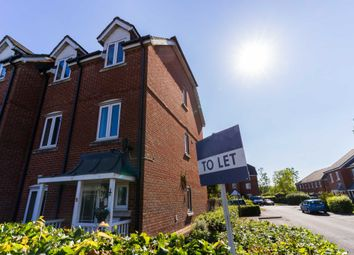 Thumbnail 3 bed town house to rent in Reeder Close, Fordingbridge