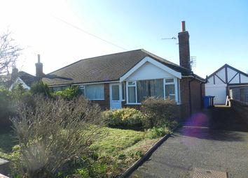 Thumbnail 2 bed semi-detached bungalow to rent in Poulton Avenue, St. Annes, Lytham St. Annes