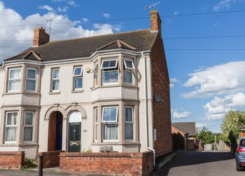 Thumbnail 3 bed semi-detached house for sale in Finedon Road, Irthlingborough, Wellingborough