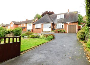 Thumbnail 4 bed detached bungalow for sale in Pool Lane, Brocton, Stafford