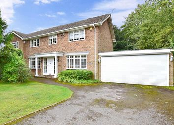 Thumbnail 4 bed detached house for sale in Cranford Road, Tonbridge, Kent