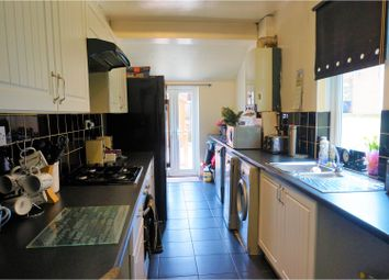 Thumbnail 2 bedroom terraced house for sale in Victoria Street, Mansfield