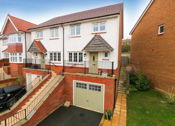 3 bed semi-detached house for sale in Camomile Way, Newton Abbot TQ12