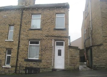 Thumbnail 2 bed terraced house to rent in Barley Street, Ingrow, Keighley