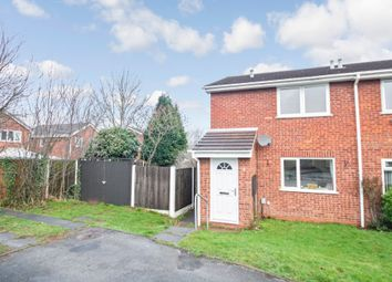Thumbnail 1 bed maisonette for sale in Darnbrook, Wilnecote, Tamworth