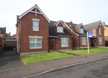 Thumbnail 4 bed detached house for sale in Aylesbury Road, Newtownabbey