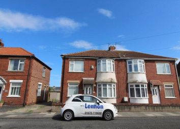 Thumbnail 3 bed semi-detached house to rent in Newsham Road, Blyth