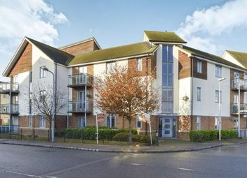 Thumbnail 2 bed flat for sale in Kemsley Crescent, Broughton, Milton Keynes, Buckinghamshire