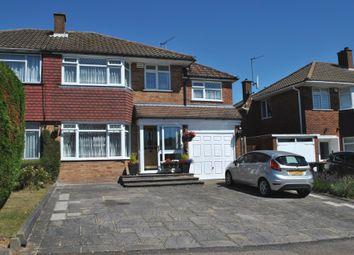 Thumbnail 4 bed semi-detached house for sale in Torrington Drive, Potters Bar