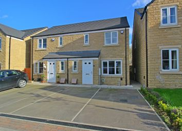 Thumbnail 3 bed semi-detached house to rent in Jericho Way, Oakes, Huddersfield