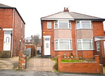 Thumbnail 3 bed semi-detached house for sale in Houstead Road, Sheffield