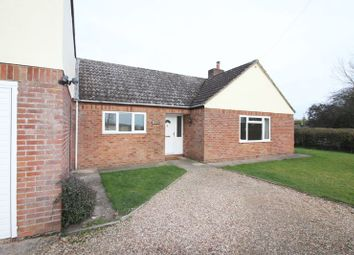 Thumbnail 3 bed bungalow to rent in High Street, Little Staughton, Bedford