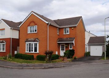 Thumbnail 4 bed detached house for sale in Dol Y Llan, Miskin, Pontyclun