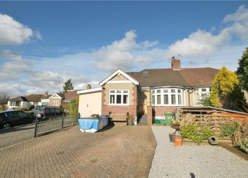 Thumbnail 4 bed bungalow for sale in Bridle Close, Ewell, Epsom