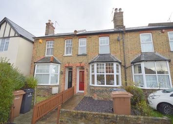 Thumbnail 2 bed terraced house to rent in Lady Lane, Chelmsford