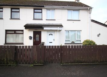 Thumbnail 2 bed terraced house for sale in Coronation Gardens, Lisburn