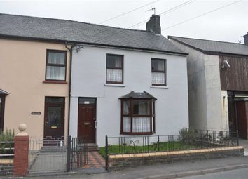 Thumbnail 3 bed semi-detached house for sale in Station Road, Tregaron