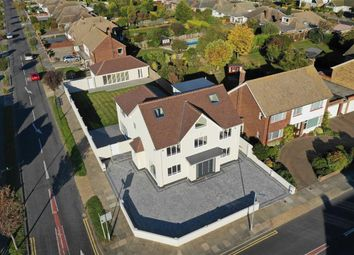 Thumbnail 5 bedroom detached house for sale in Burges Road, Thorpe Bay, Essex