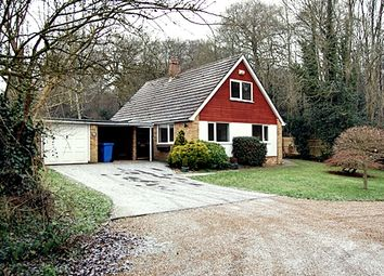 Thumbnail 4 bed detached house to rent in Grubwood Lane, Cookham, Maidenhead