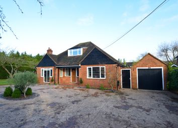 Thumbnail 3 bed detached house for sale in Gally Hill Road, Church Crookham, Fleet