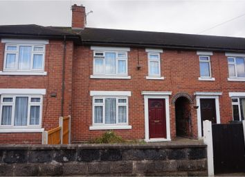 Thumbnail 2 bed town house for sale in Kings Road, Hanford, Stoke-On-Trent