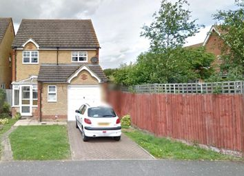 Thumbnail 3 bed property to rent in Dove Close, Kingsnorth, Ashford