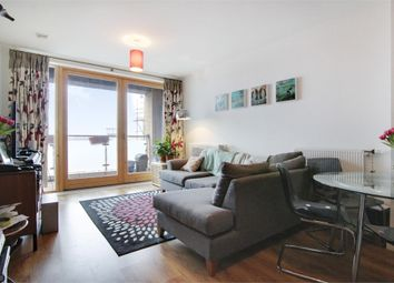 Thumbnail 2 bed flat for sale in Clematis House, Capworth Street, London