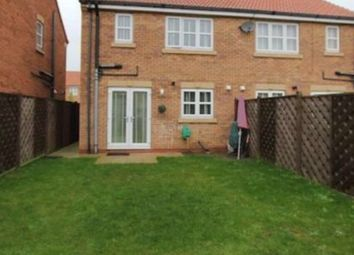 Thumbnail 3 bed semi-detached house for sale in Pools Brook Park, Hull, Kingston Upon Hull