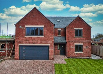Thumbnail 5 bed detached house for sale in Stafford Road, Eccleshall, Stafford