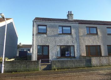 Thumbnail 2 bed semi-detached house for sale in Castlehill Avenue, Castletown