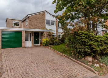 Thumbnail 4 bed detached house for sale in Greenfields, Huntingdon, Cambridgeshire
