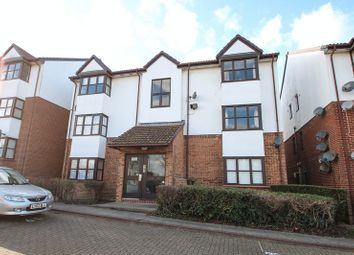 Thumbnail 1 bed flat for sale in Chalice Way, Greenhithe