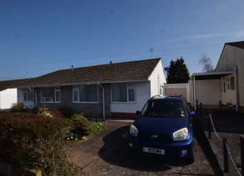 Thumbnail 2 bed semi-detached bungalow to rent in Mathill Road, Brixham