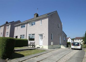 Thumbnail 2 bed semi-detached house for sale in Greenhead Road, Inchinnan, Renfrew