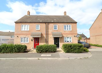 Thumbnail 3 bed semi-detached house to rent in Southdown Close, Kingsnorth, Ashford