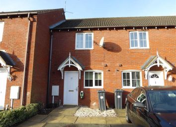 Thumbnail 2 bed terraced house to rent in Holyoke Grove, Leamington Spa, Warwickshire