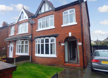 Thumbnail 3 bed semi-detached house for sale in 30, Belgrave Road, Crewe, Cheshire