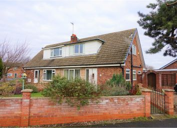 Thumbnail 4 bedroom semi-detached house for sale in Sandiacres, Selby