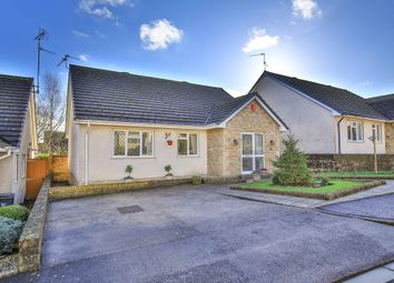 Thumbnail 3 bed detached bungalow for sale in Millrace Close, Lisvane, Cardiff