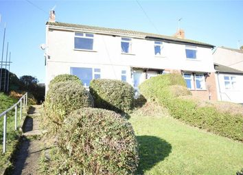 Thumbnail 3 bed semi-detached house for sale in Riversdale Road, West Cross, Swansea