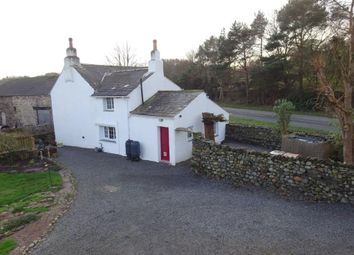 Thumbnail 3 bed farmhouse for sale in The Green, Millom