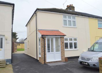 Thumbnail 3 bed property for sale in Elm Road, Greenhithe, Kent